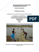 160656465 Integrated Fish Farming Current Practices