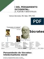 Origen Del Pensamiento Occidental Los Socráticos