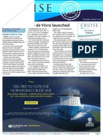 Cruise Weekly for Tue 28 Mar 2017 - Joie de Vivre launched in Paris, Cruise360's new format, RCI launches GoBe, Cyclone Debbie diverts ship, and more