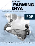 130256553 Fish Farming in Kenya Manual