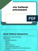 103156999 11 Socio Cultural Chap 7 Ppt