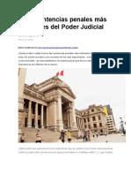 Las 8 sentencias penales más relevantes del Poder Judicial del 2014.docx