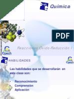 Clase 09 Reacciones Óxido-Reducción I.pdf