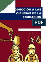 Texto Introducción Ciencias Educación