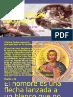 Antropología Teológica 2015 SS