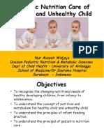 Nutrisi Pada Anak Sehat