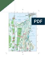 Mapa Vectorial - Santander