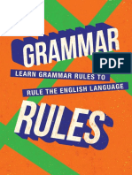 Speak Good English Movement - Grammar Rules