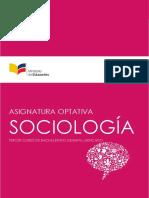 Asignatura Optativa Sociologia CS 3BGU