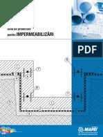 Ghid Proiectare Impermeabilizari Solutii Mapei Ro 54756