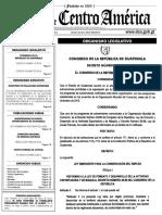 Dto 19-2016 Ley emergente para la conservación del empleo (Reformas dto. 29-89 ley de fomento y desarrollo de la actividad exportadora y de maquila).pdf