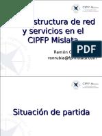 Infraestructura Red y Servicios CIPFP Mislata