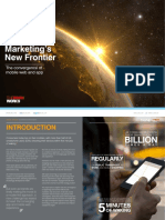 Marketing's New Frontier the Convergence of Mobile Web and App