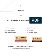 Diet and Nutrition in Tuberculosis