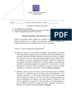 EXAMEN 2 Plantas Industriales de PSM