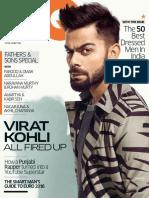 GQ India - June 2016
