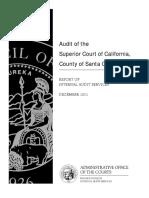 Final Audit Report Santa Clara 2011 2012-06-05