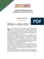 AB ModeleMathematique