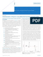 White Paper Characterization of Polymers Using Differential Scanning Calorimetry Dsc m 012816 (1).PDF