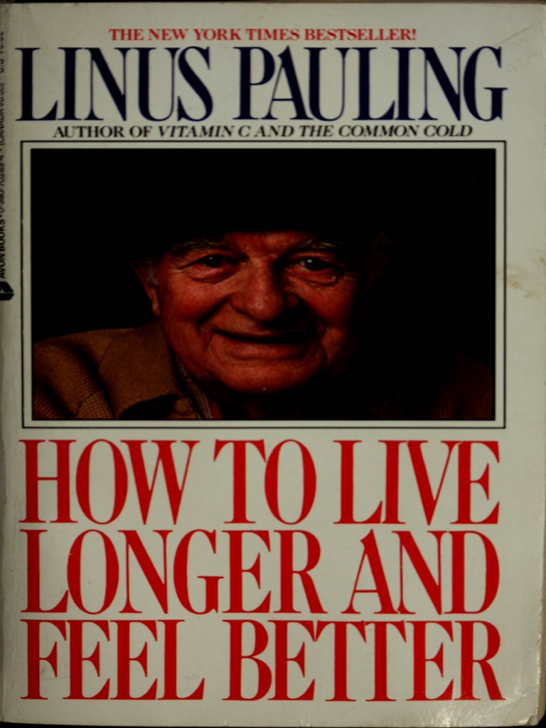 Ebook how to live longer and feel better linus pauling ebook pdf ebook how to live longer and feel better linus pauling ebook pdf book vitamin c vitamin fandeluxe Choice Image