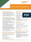 Additive Fact Sheet