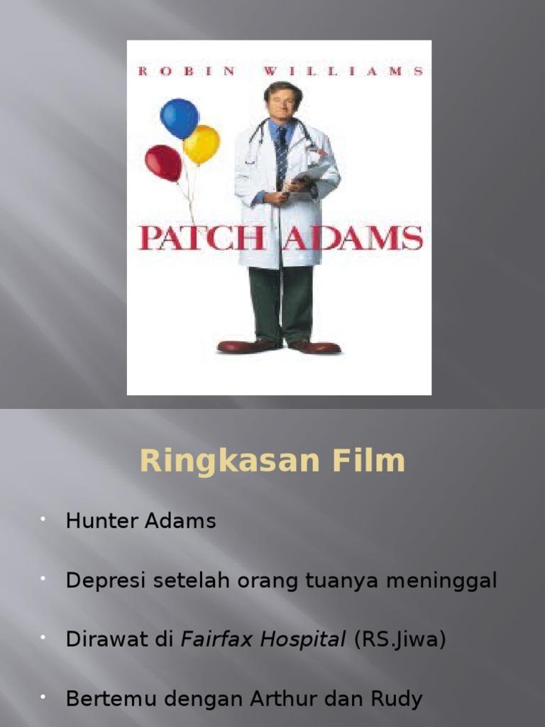 patch adams rudy