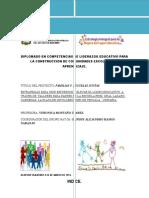 Diplomado en Competencias de Liderazgo Educativo Para La Construccion de Comunidades Escolares de Aprendizaje