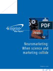 Neuromarketing Blue Paper