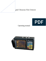 Operating Manual SUFD2