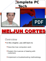 MELJUN CORTES Computer_Organization_Lecture_Chapter_24_Complete_PC_Tech