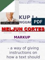 MELJUN CORTES Mark_Up_Languages
