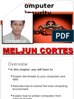 MELJUN CORTES Computer_Organization_Lecture_Chapter_23_Computer_Security