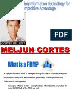 MELJUN CORTES MIS_Communication_Advantage