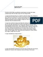 Penggolongan Mineral Logam Dan Non Logam