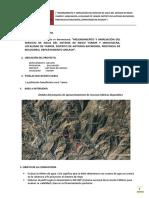 Plan de Trabajo Yamor y Jarachacra