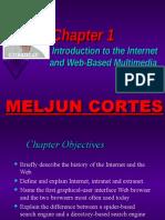 MELJUN CORTES Multimedia_Lecture_Chapter1_Internet_Web_based_Multimedia