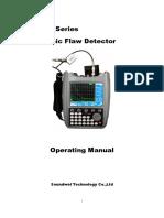 Soundwel SUB100 Ultrasonic Flaw Detector