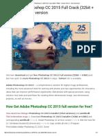 adobe photoshop cs6 crack software download