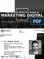Masterclass Descubre en 60' lo que necesitas saber del Marketing Digital