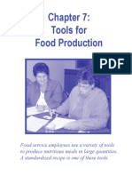 Tools for Food Production