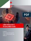 4.Introduction to CPU Development China