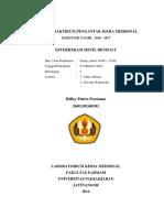 Rifky Putra Pratama - Esterifikasi Metil Benzoat