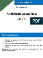 RCA Presentaciones