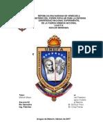 Contexto Historico Del Bolivarianismo