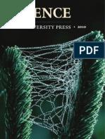 Yale University Press Science 2010 Catalog
