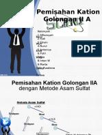 Tugas Kimia Analitik Gol II a Kelas A