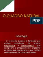 03 - O Quadro Natural Da Bahia