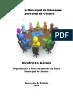 Diretrizes VERSÃO GRÁFICA