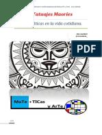 Matematicas y Tatuajes Maoríes