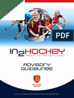 in2hockey advisory guidelines